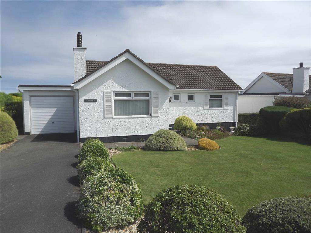 3 Bedrooms Detached Bungalow for sale in Craig Y Don, Benllech