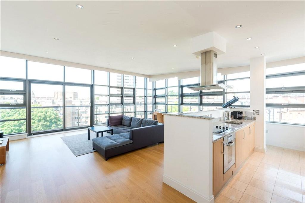 3 Bedrooms Flat for sale in Horsley Court, Montaigne Close, Westminster, London, SW1P