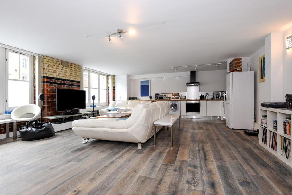 1 Bedroom Flat for sale in Pump House Close, Canada Water, SE16