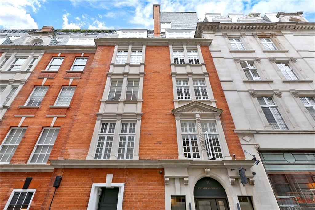 1 Bedroom Flat for sale in St James's Street, St James's, London, SW1A