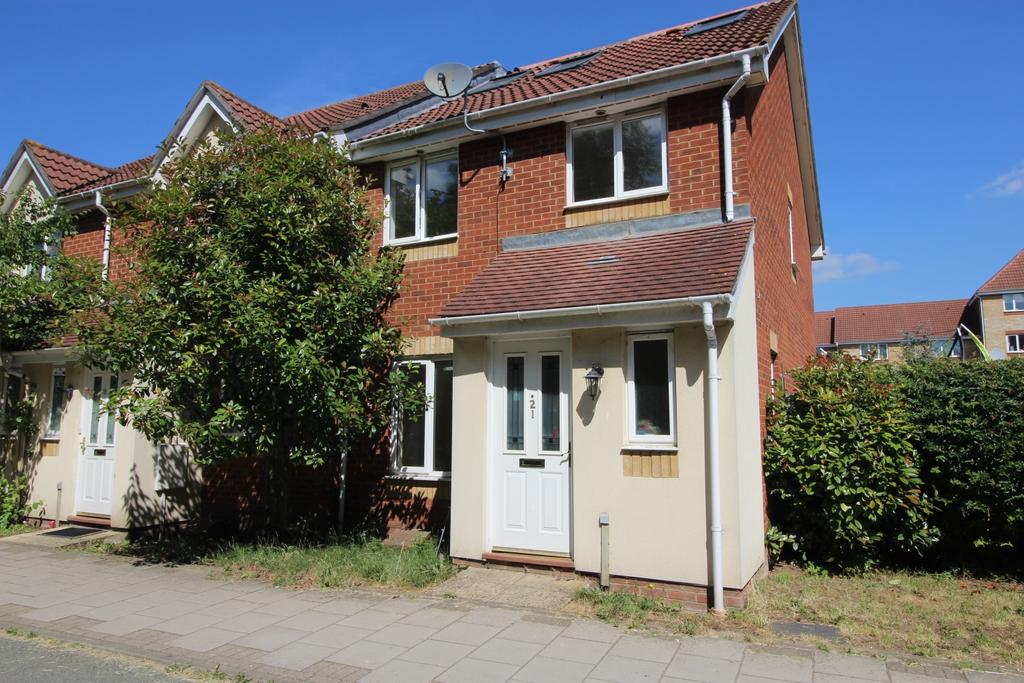 5 Bedrooms End Of Terrace House for sale in Foxglove Path London SE28