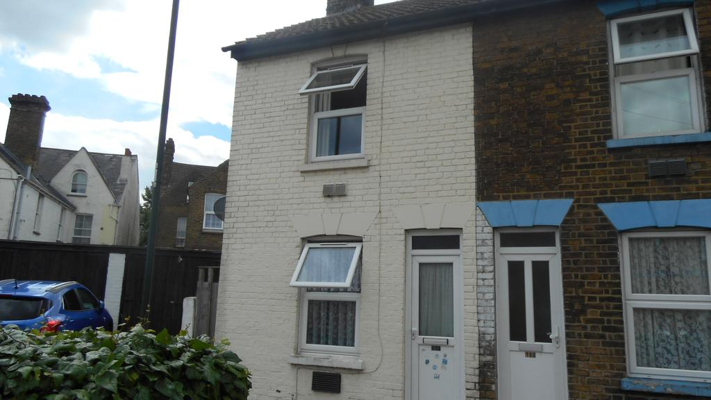 2 Bedrooms End Of Terrace House for sale in Jeffery Street, Gillingham ME7