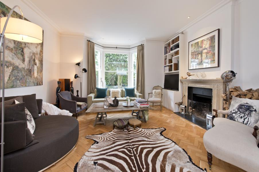 5 Bedrooms House for sale in Beauclerc Road, Brackenbury Village W6