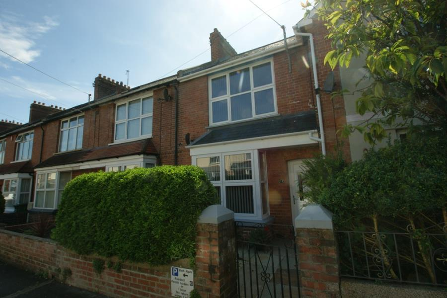 3 Bedrooms Terraced House for sale in Carlyle Avenue, Yeo Vale, Barnstaple
