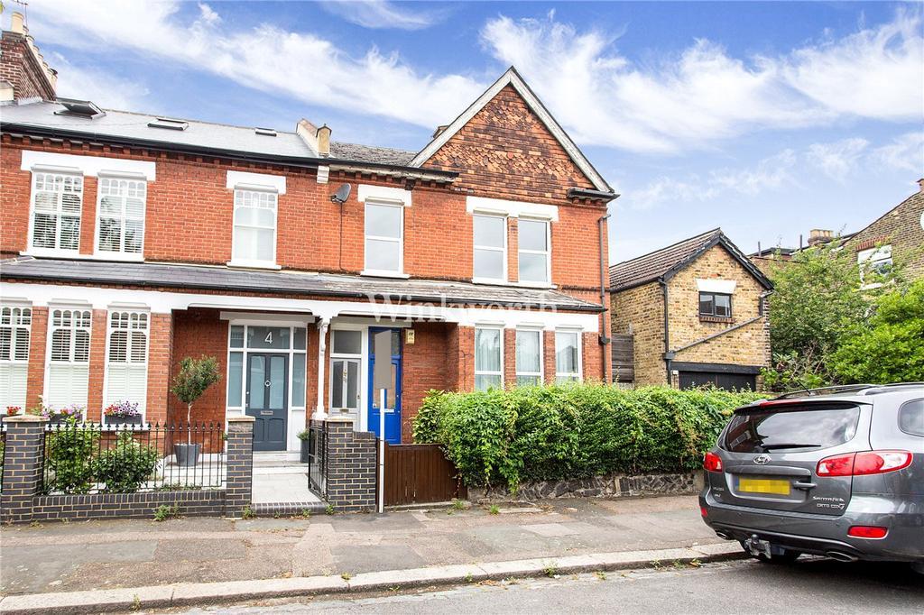 3 Bedrooms Flat for sale in Woollaston Road, Finsbury Park, London, N4
