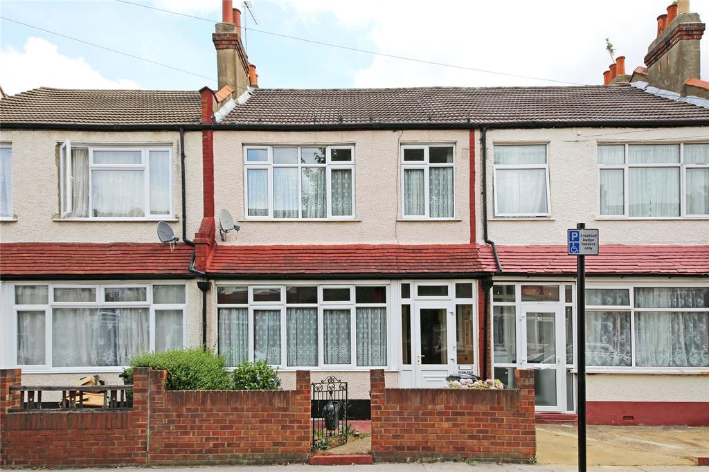 3 Bedrooms Terraced House for sale in Trafford Road, Thornton Heath, CR7