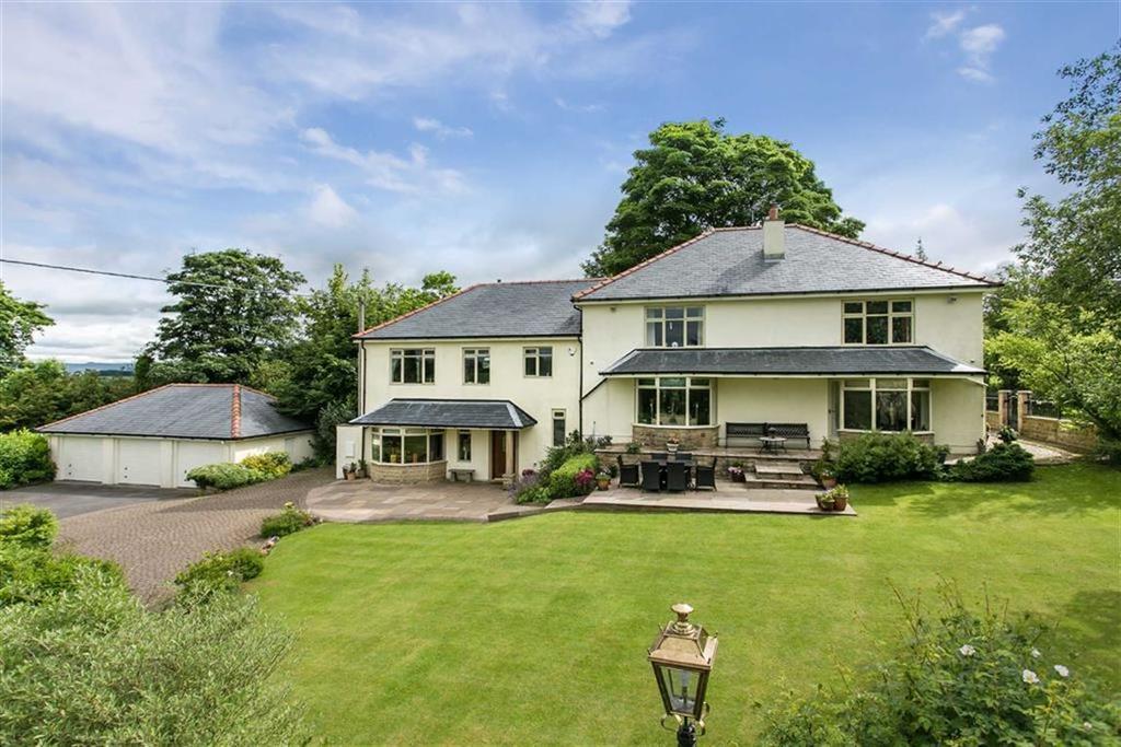 5 Bedrooms Detached House for sale in Stopper Lane, Rimington, Clitheroe