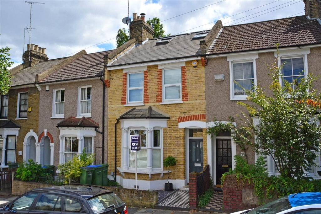 4 Bedrooms Terraced House for sale in Ormiston Road, Greenwich, London, SE10