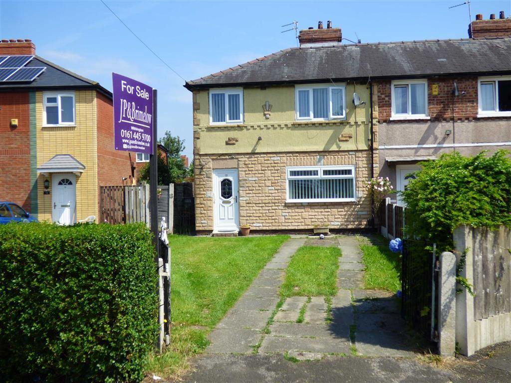3 Bedrooms Semi Detached House for sale in Heysham Avenue, Withington, Manchester, M20