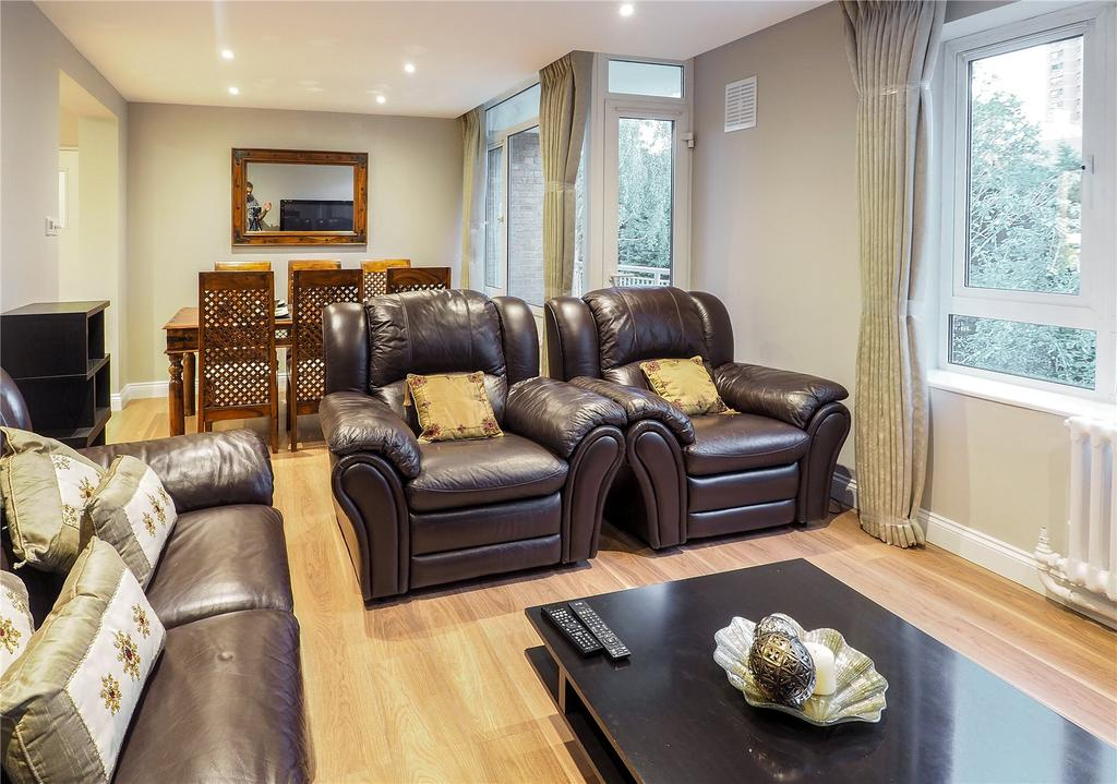 3 Bedrooms Apartment Flat for sale in Purcell House, Milman's Street, Chelsea, London