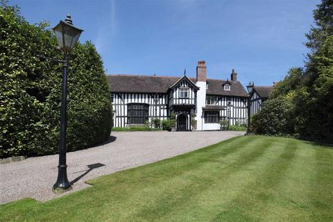 7 bedroom detached house to rent - Church Lane, Gawsworth