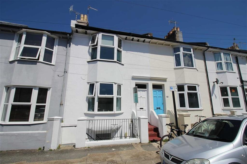 3 Bedrooms Terraced House for sale in Shirley Street, Hove, East Sussex