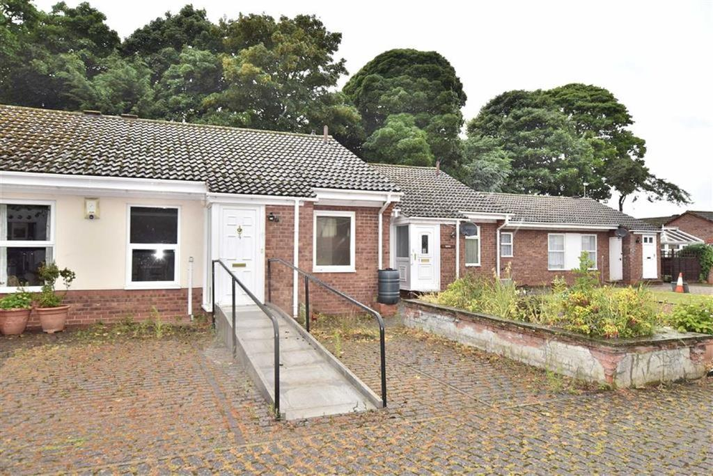 2 Bedrooms Terraced Bungalow for sale in St Martins Close, Catterick Garrison, North Yorkshire