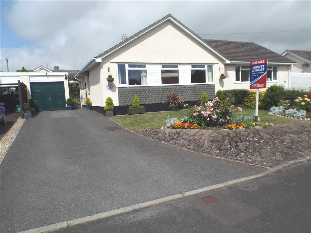 3 Bedrooms Semi Detached Bungalow for sale in Station Road, Cossington