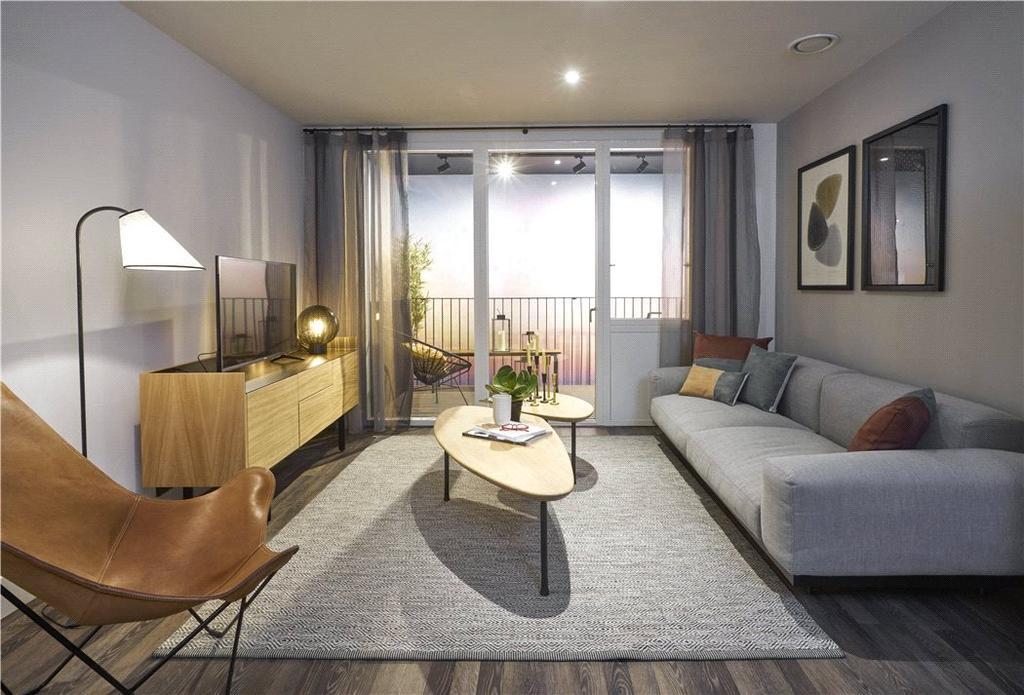 1 Bedroom Flat for sale in Arklow Road, London, SE8