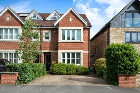 5 bedroom semi-detached house for sale - Blandford Avenue, Oxford