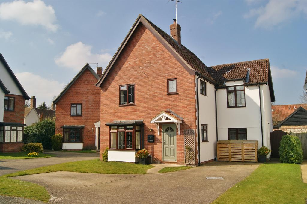 5 Bedrooms Detached House for sale in Dairy Drive, Fornham All Saints IP28