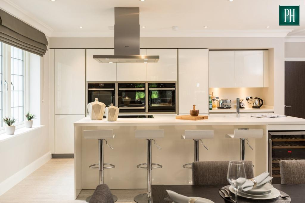 3 Bedrooms Apartment Flat for sale in Bollin Hey, Collar House Drive, Prestbury