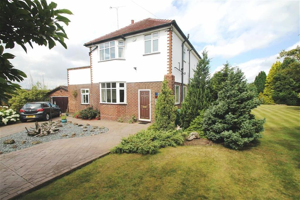 4 Bedrooms Detached House for sale in Butterbache Road, Huntington
