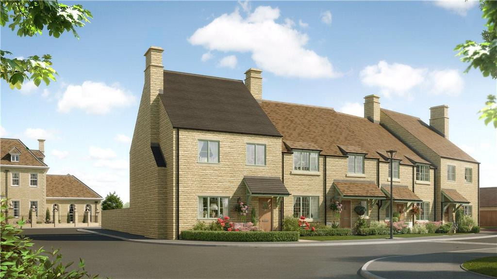 3 Bedrooms Residential Development Commercial for sale in Plot 115 Highworth, Leamington Road, Broadway, Worcestershire, WR12