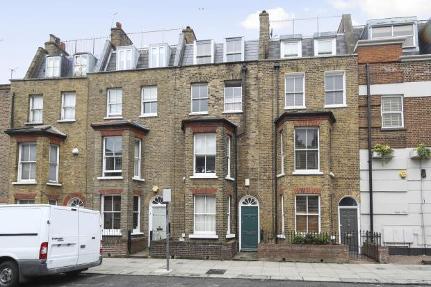 4 Bedrooms House for sale in Arlington Road, Camden, London, NW1