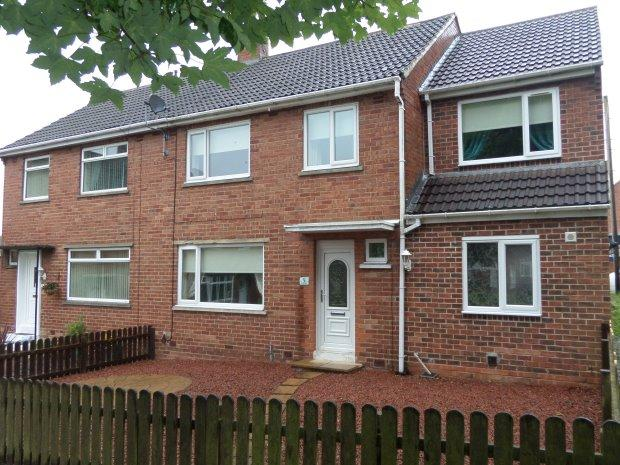 4 Bedrooms Semi Detached House for sale in BEDE GROVE, WEST CORNFORTH, SEDGEFIELD DISTRICT