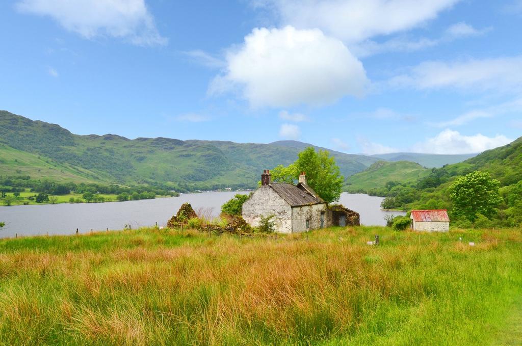 Detached House for sale in Doune Cottage, Ardlui, Arrochar, Argyll Bute, G83