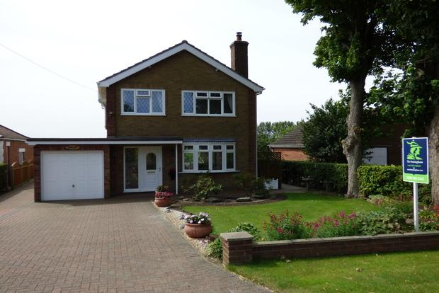 3 Bedrooms Detached House for sale in Keeling Street, North Somercotes, Louth, LN11
