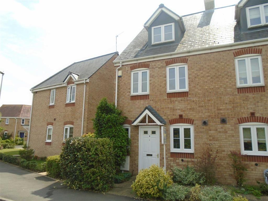 3 Bedrooms End Of Terrace House for sale in The Bridleway, Nuneaton, Warwickshire, CV10