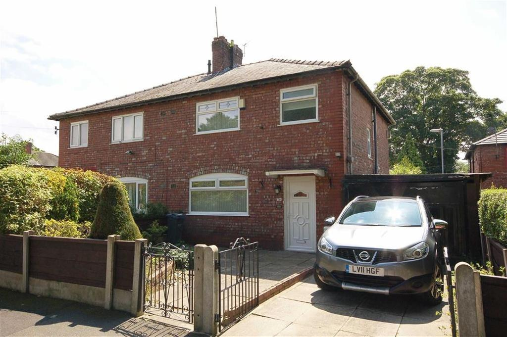 3 Bedrooms Semi Detached House for sale in Catterick Road, Didsbury, Manchester, M20