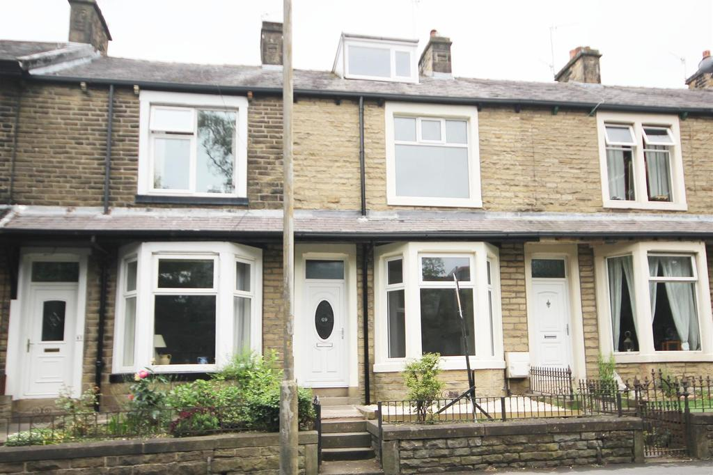 Terraced House for sale in 69 Colne Road, Earby