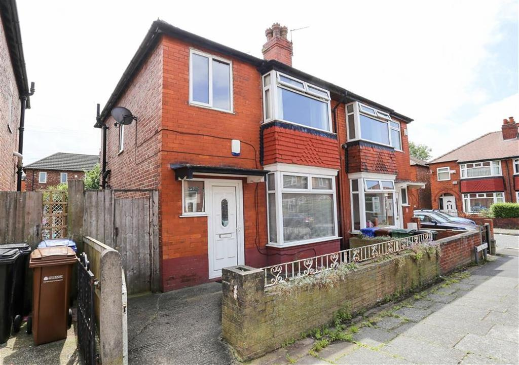 3 Bedrooms Semi Detached House for sale in Courthill Street, Offerton, Stockport