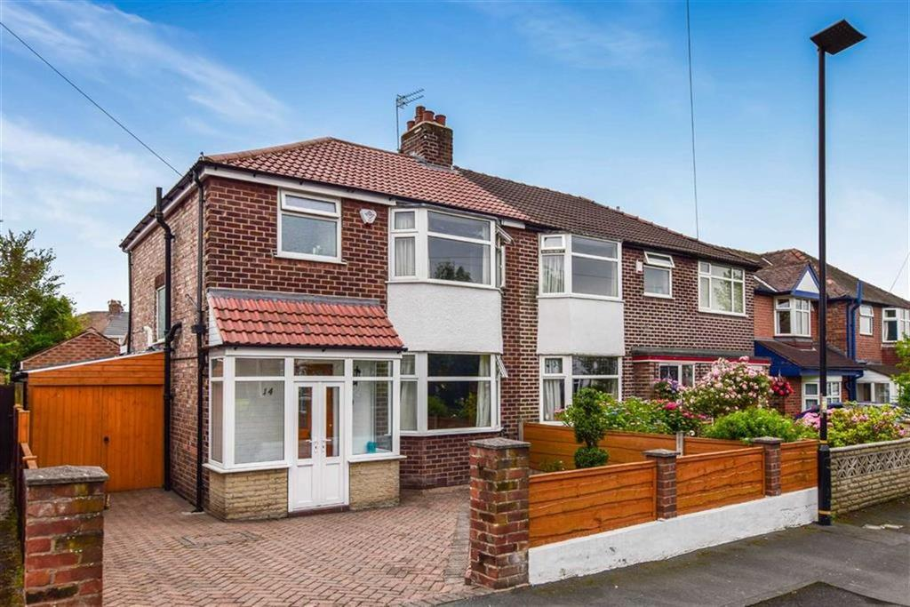 3 Bedrooms Semi Detached House for sale in Lorraine Road, Timperley, Cheshire, WA15