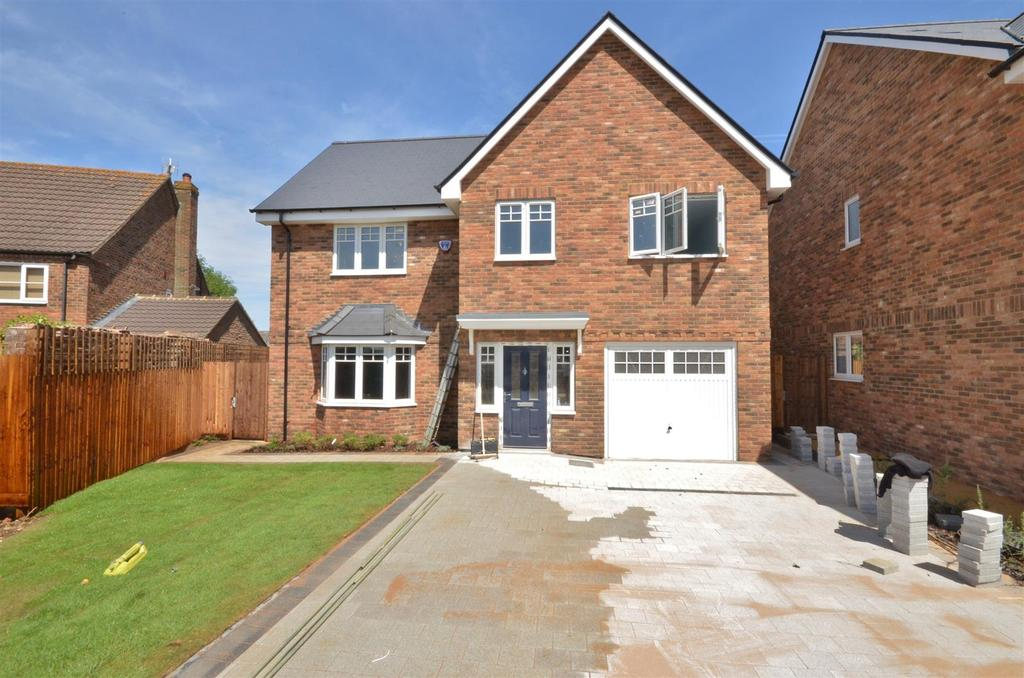 4 Bedrooms Detached House for sale in South Luton