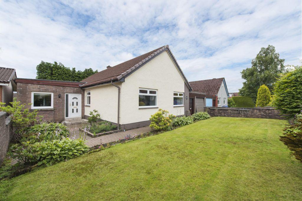 4 Bedrooms Detached Bungalow for sale in 166 Balmalloch Road, Kilsyth, Glasgow, G65 9PJ