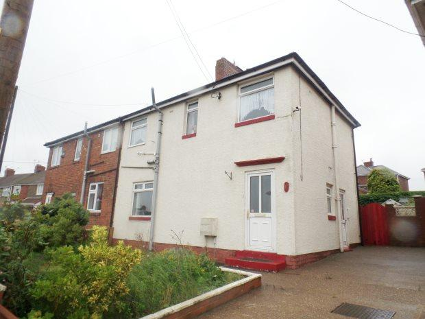 3 Bedrooms Semi Detached House for sale in OAK TERRACE, HORDEN, PETERLEE AREA VILLAGES