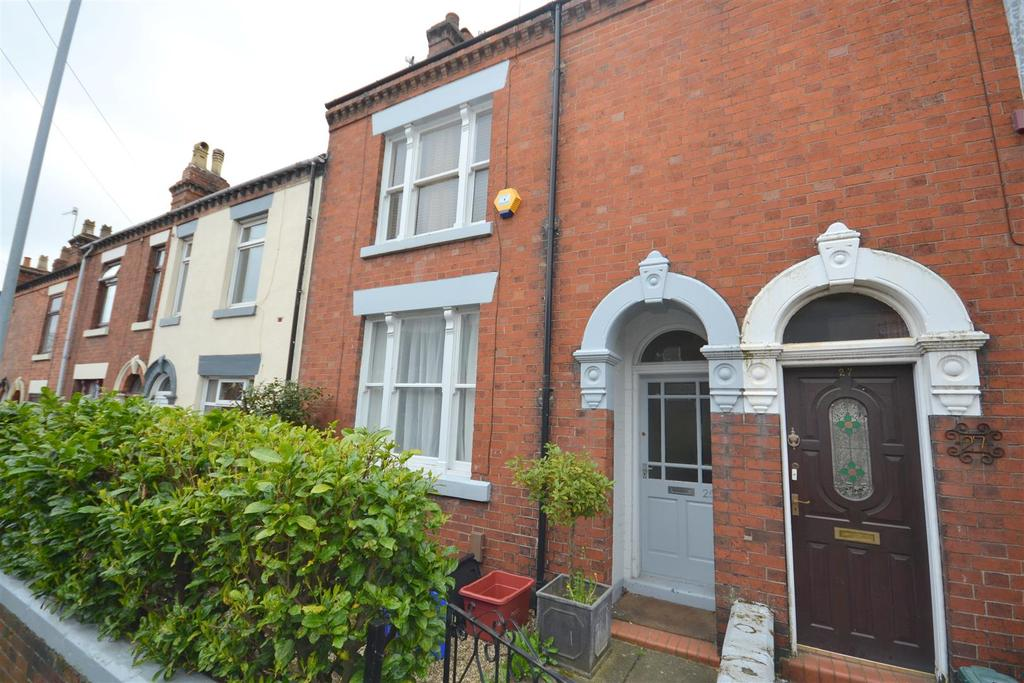 2 Bedrooms Terraced House for sale in Heaton Terrace, Porthill, Newcastle