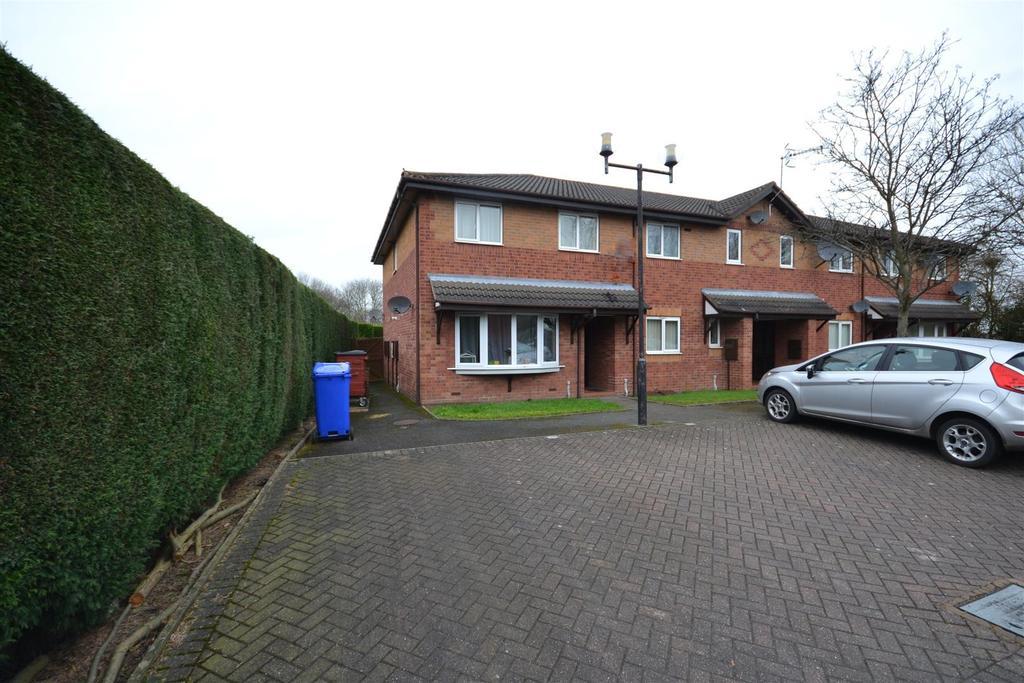 2 Bedrooms Flat for sale in Tolkien Way, Hartshill, Stoke-On-Trent