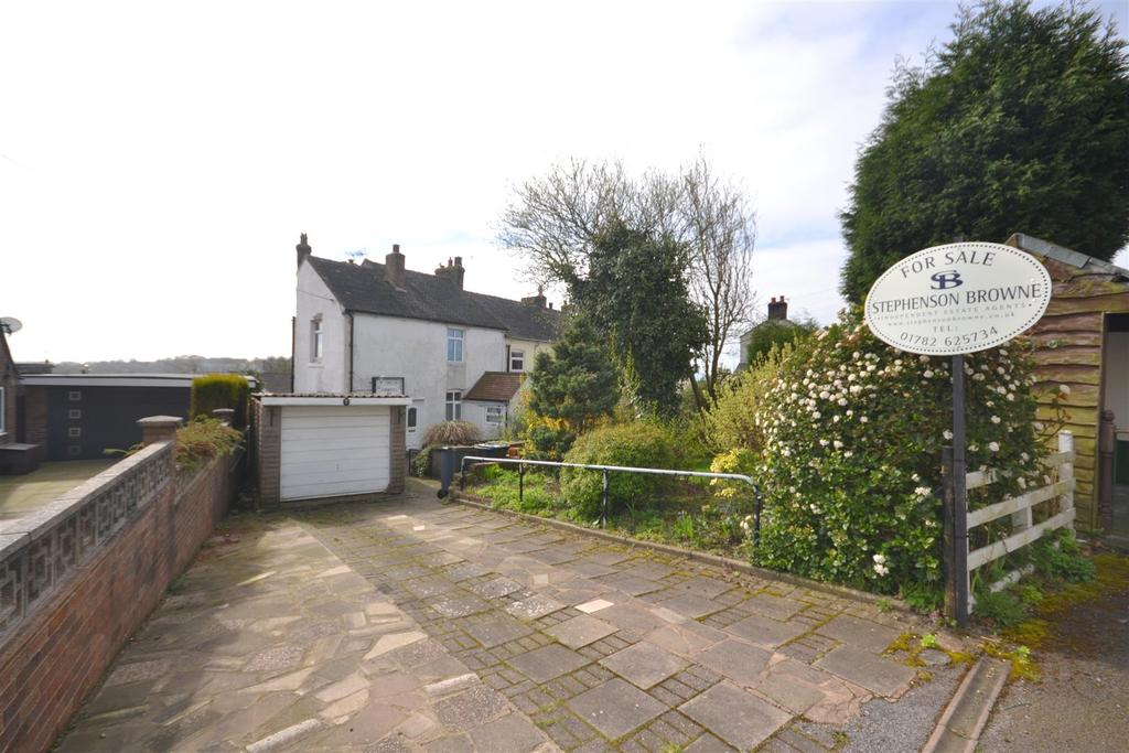3 Bedrooms Cottage House for sale in Church View, Scot Hay, Newcastle