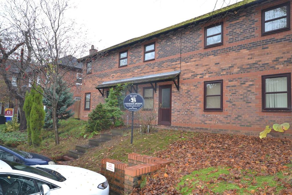 1 Bedroom Apartment Flat for sale in Rogerstone Avenue, Penkhull, Stoke-On-Trent
