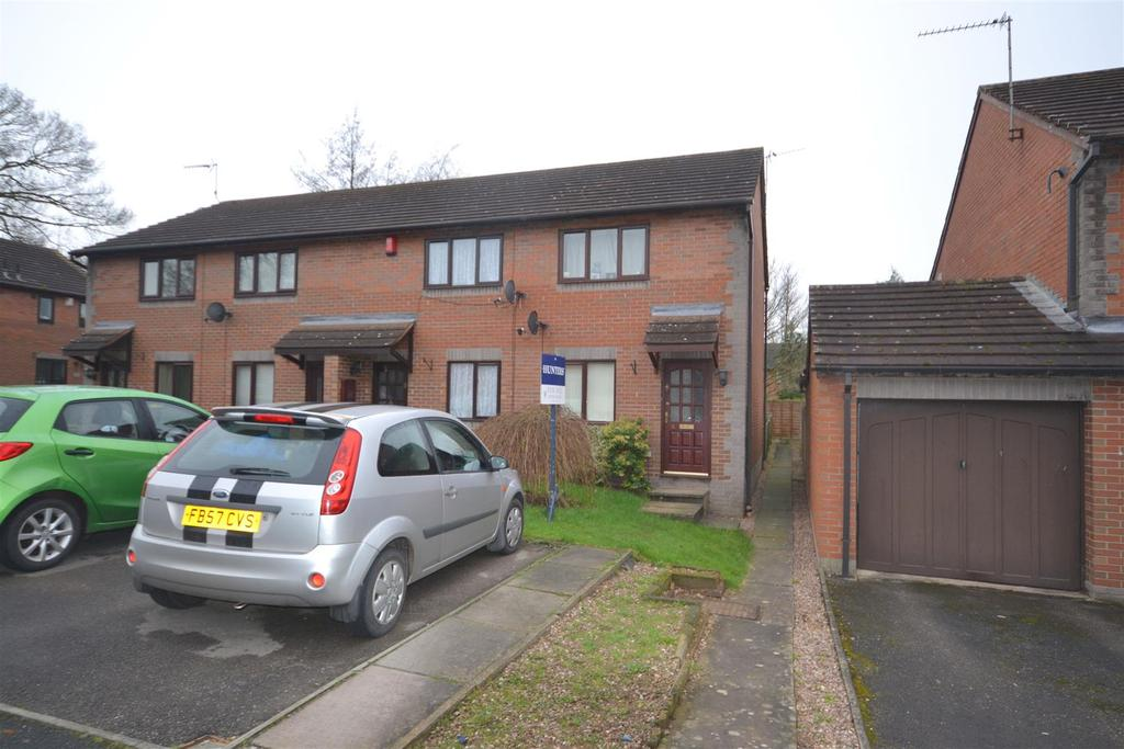 2 Bedrooms Mews House for sale in Elkington Rise, Madeley, Crewe