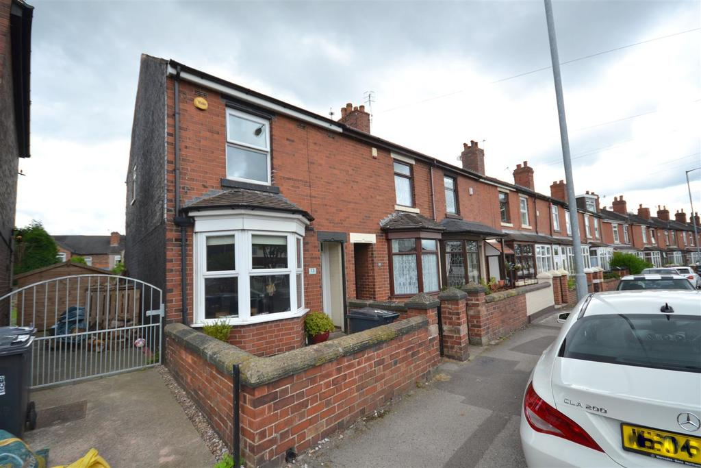 4 Bedrooms End Of Terrace House for sale in Basford Park Road, Maybank, Newcastle