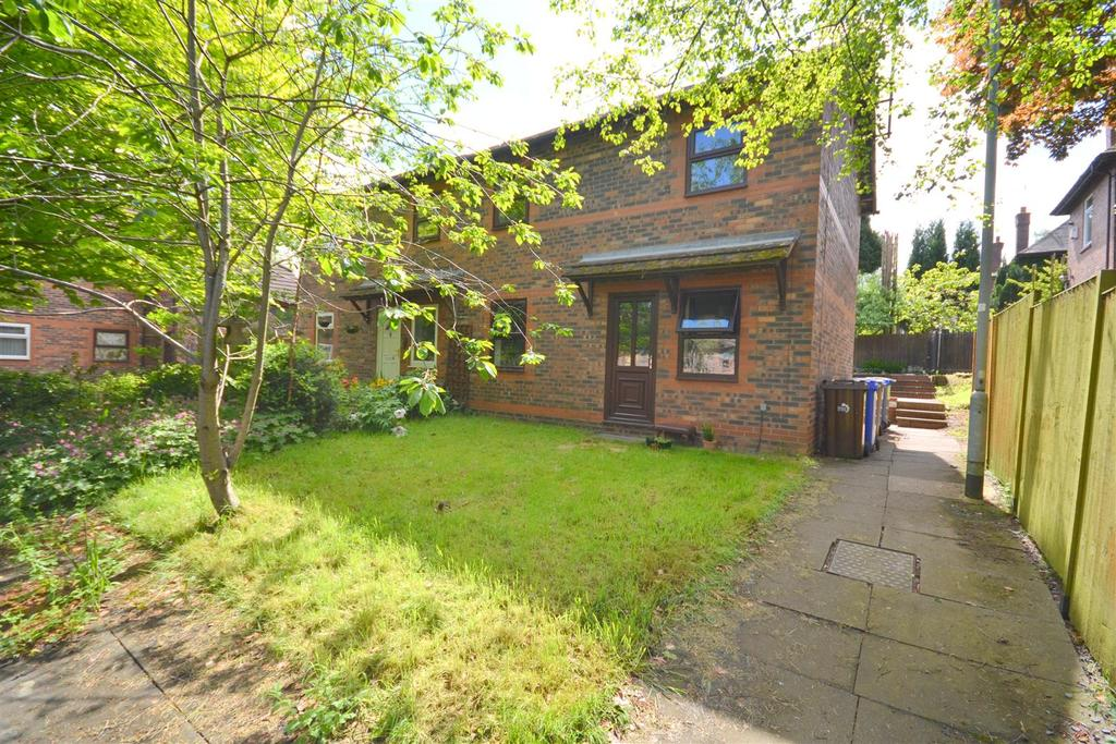 1 Bedroom Flat for sale in Maryfield Walk, Penkhull, Stoke-On-Trent