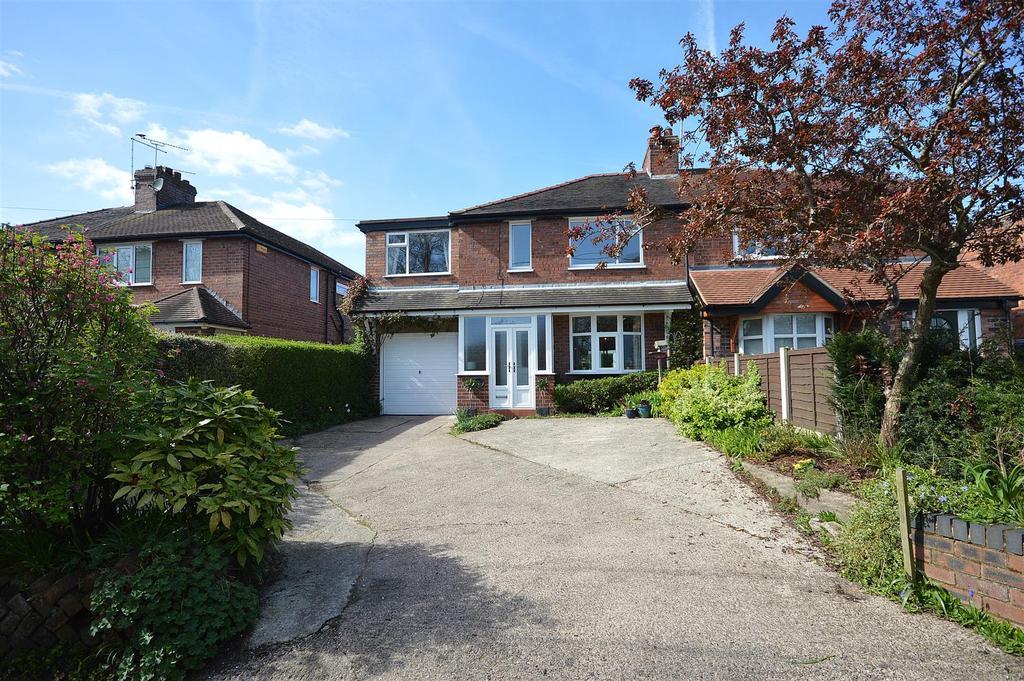 3 Bedrooms Semi Detached House for sale in Cross Lane, Winterley