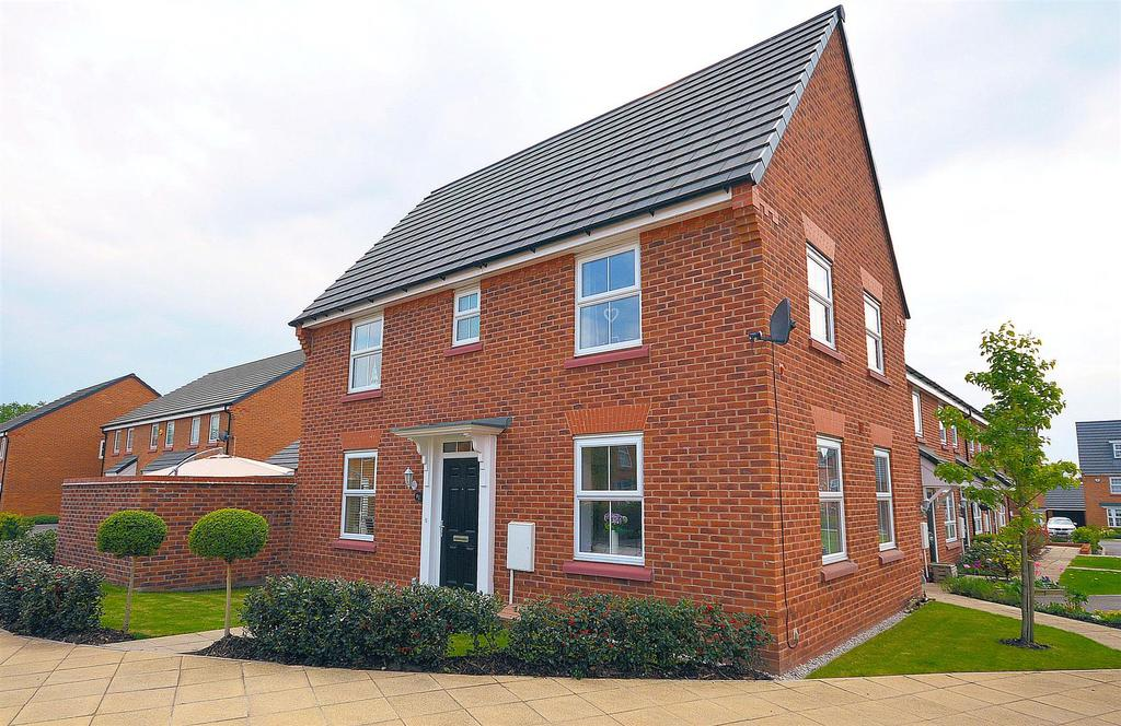 3 Bedrooms Detached House for sale in Patrons Drive, Elworth