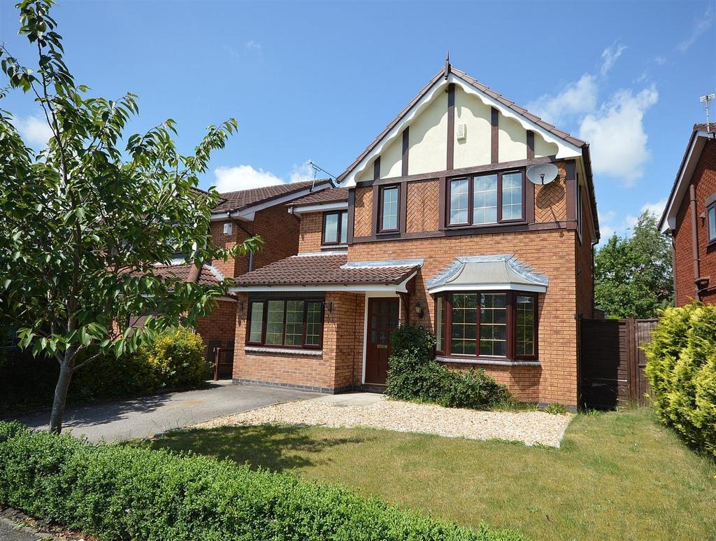 4 Bedrooms Detached House for sale in Thornbrook Way, Ettiley Heath