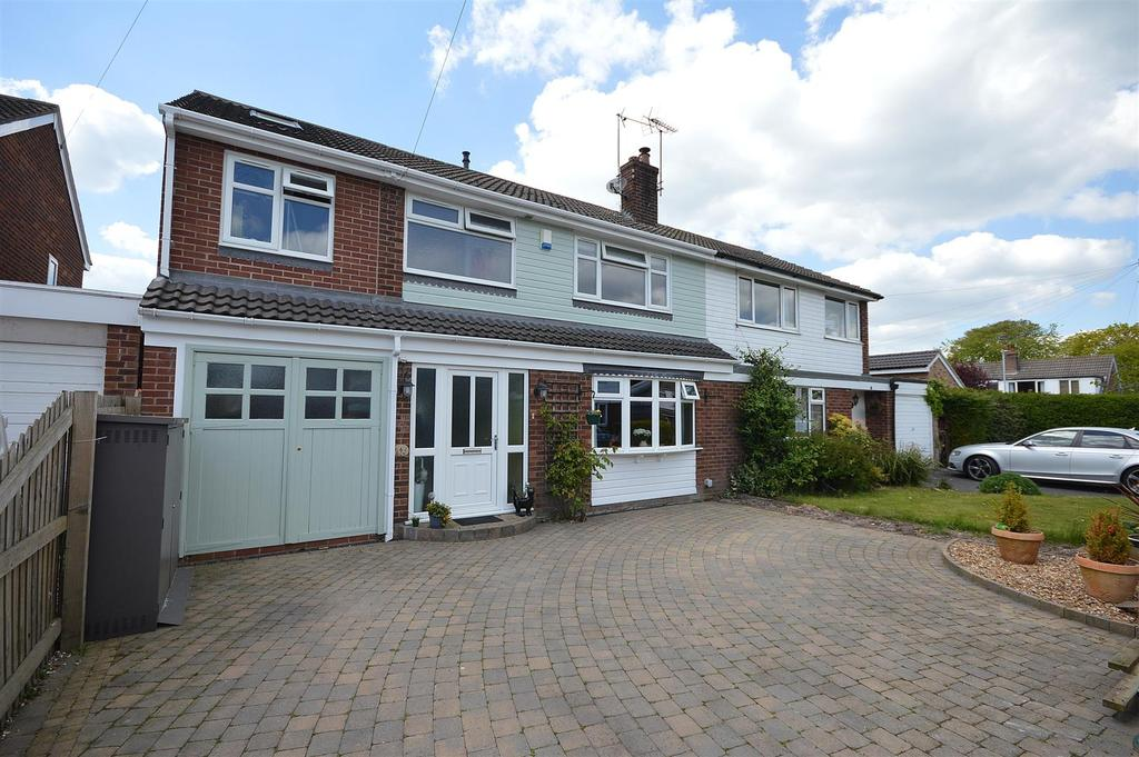4 Bedrooms Semi Detached House for sale in Maple Close, Brereton, Sandbach