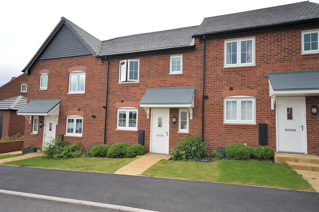 3 Bedrooms Mews House for sale in Field View Road, Congleton
