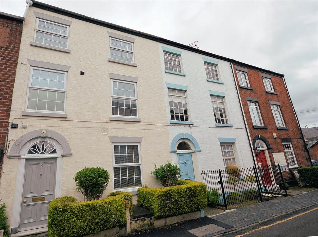 4 Bedrooms Town House for sale in Hope Street, Sandbach