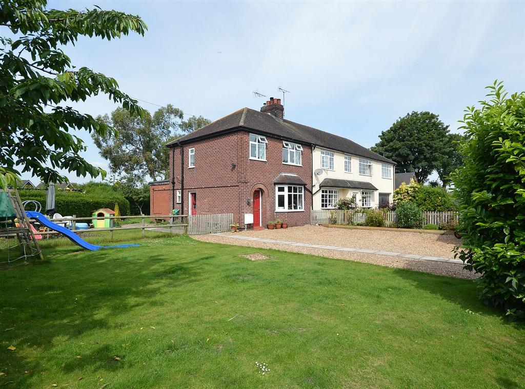 3 Bedrooms Semi Detached House for sale in Wrights Lane, Sandbach